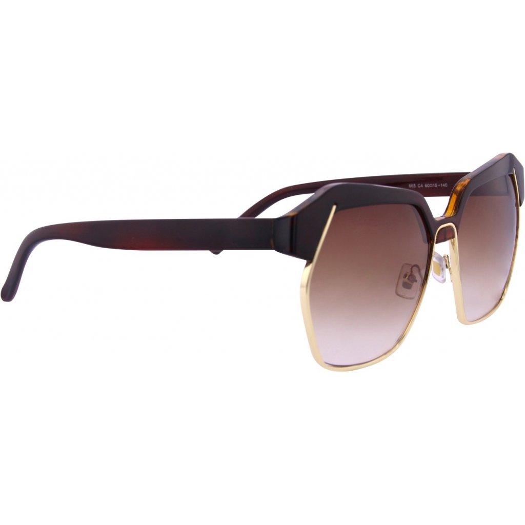 Sluneční brýle Clueless XBCL0002-009