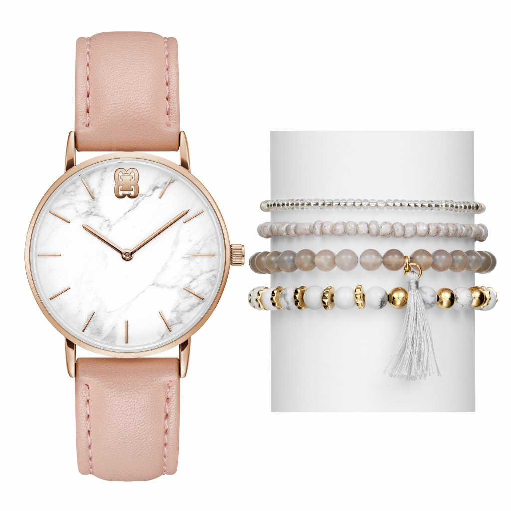 Dárkový set hodinek Glamour GL50284006