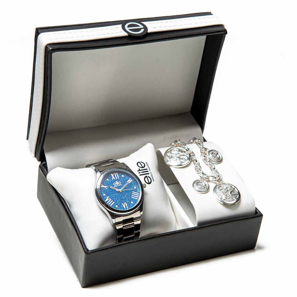 Dárkový set hodinek Elite E55034/208