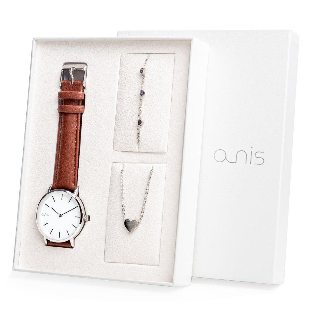 Dárkový set hodinek a-nis AS100-03