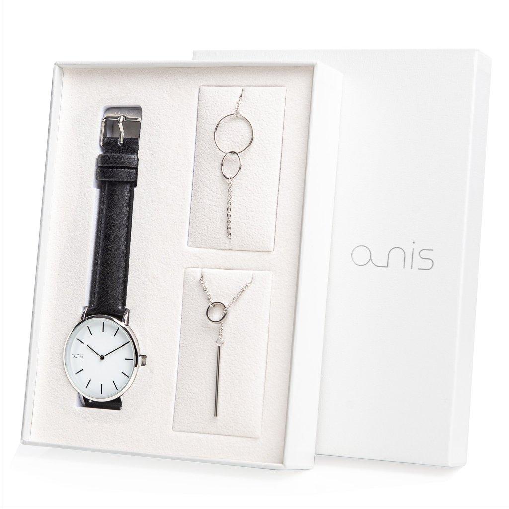Dárkový set hodinek a-nis AS100-02