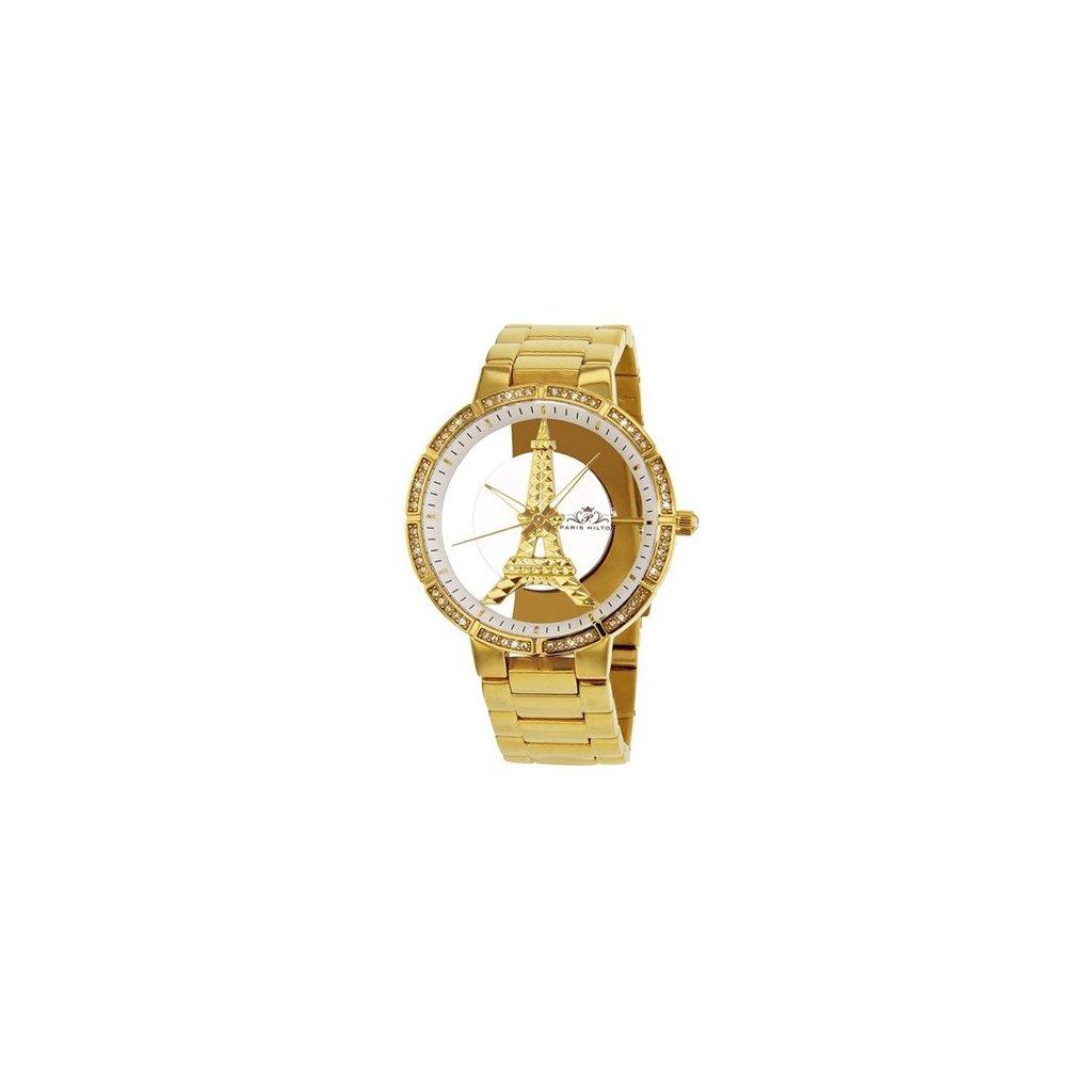 Hodinky Paris Hilton BPH50114G-101