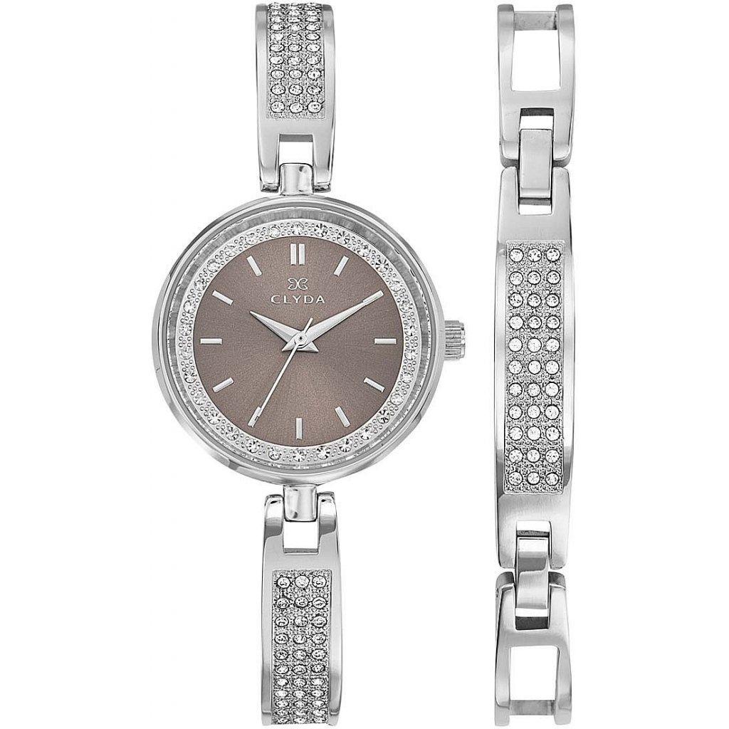 Dárkový set hodinek Clyda CLA0734AFIW