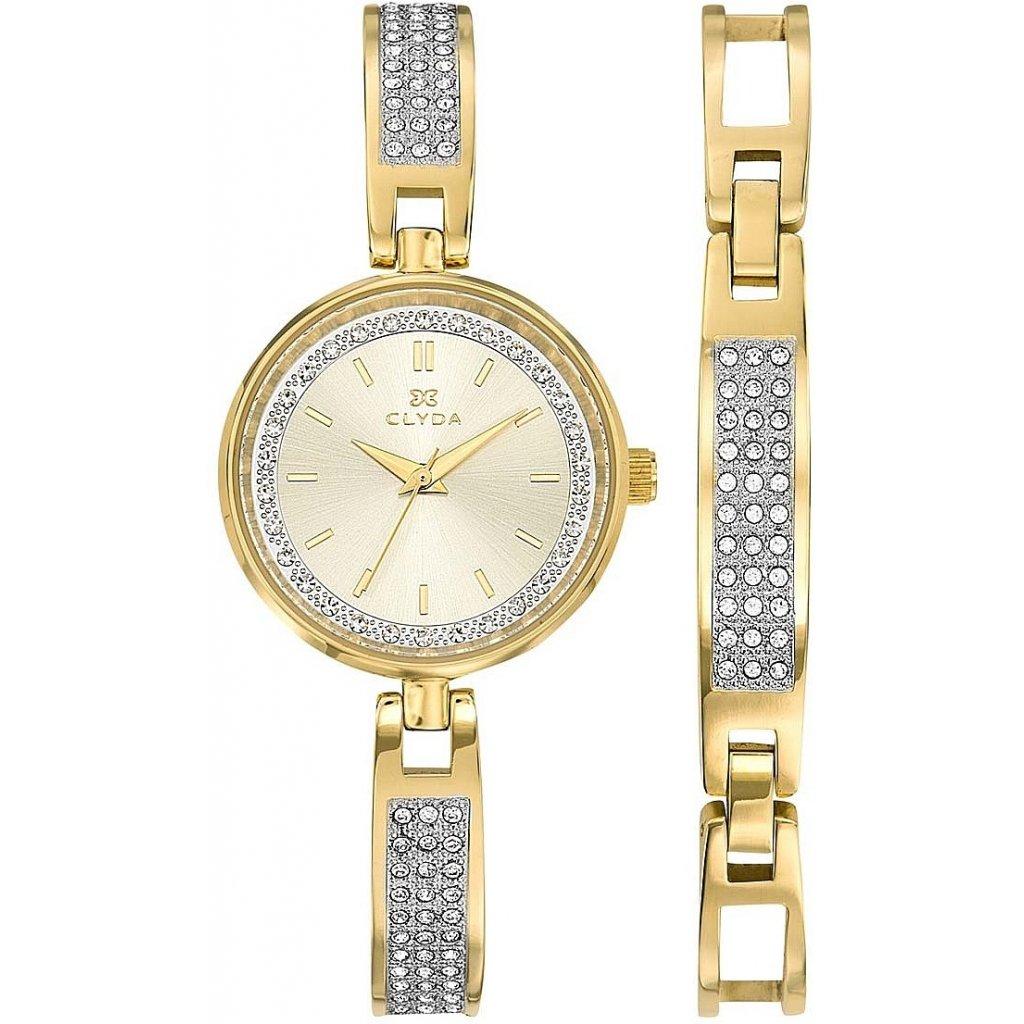 Dárkový set hodinek CLA0734PTIW