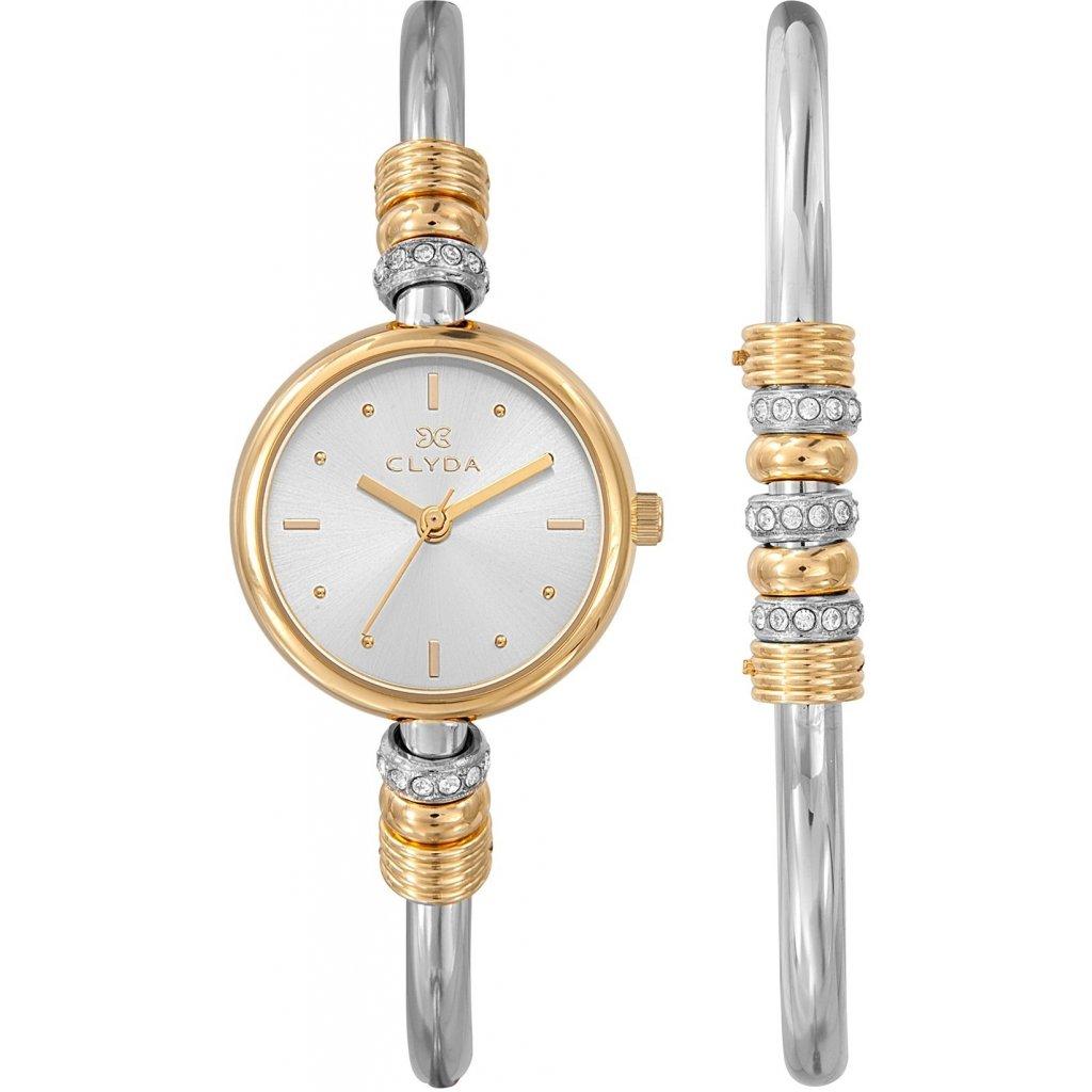 Dárkový set hodinek Clyda CLA0711BBP1