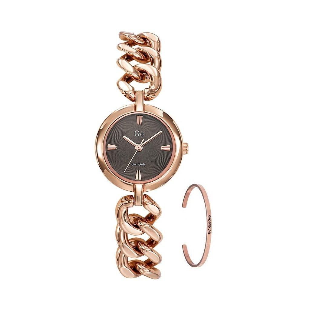 Dárkový set hodinek Girl Only 695122