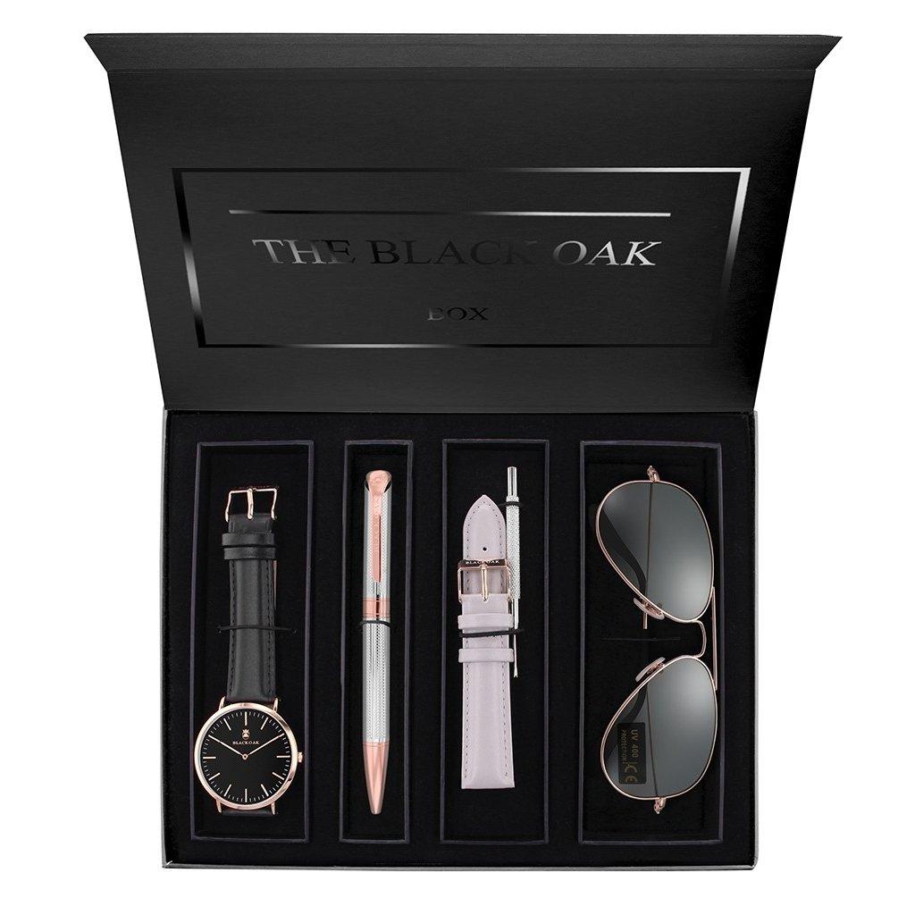 Dárkový set hodinek Black Oak BX97051RSET-803