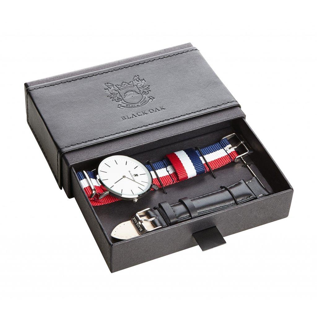 Dárkový set hodinek Black Oak BX59904-001SET