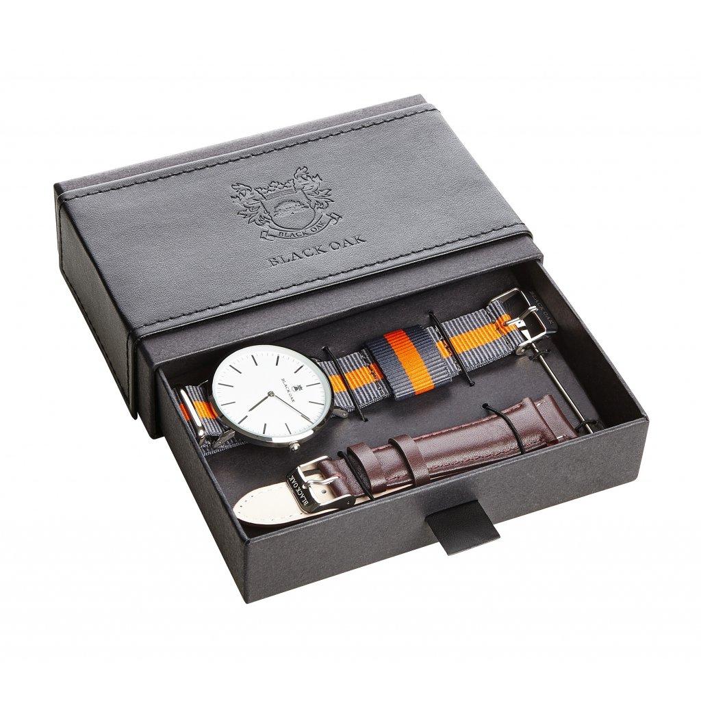 Dárkový set hodinek Black Oak BX59904-002SET