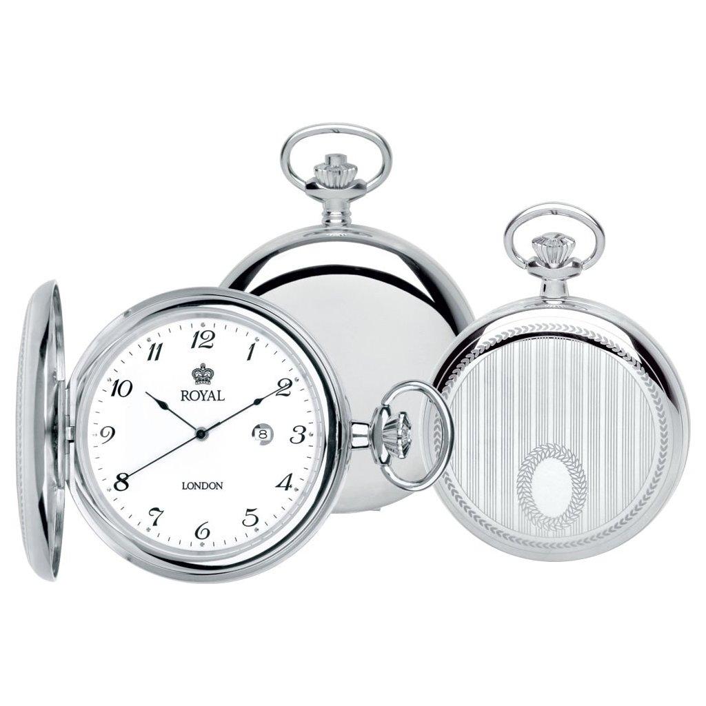 Kapesní hodinky Royal London 90000-01