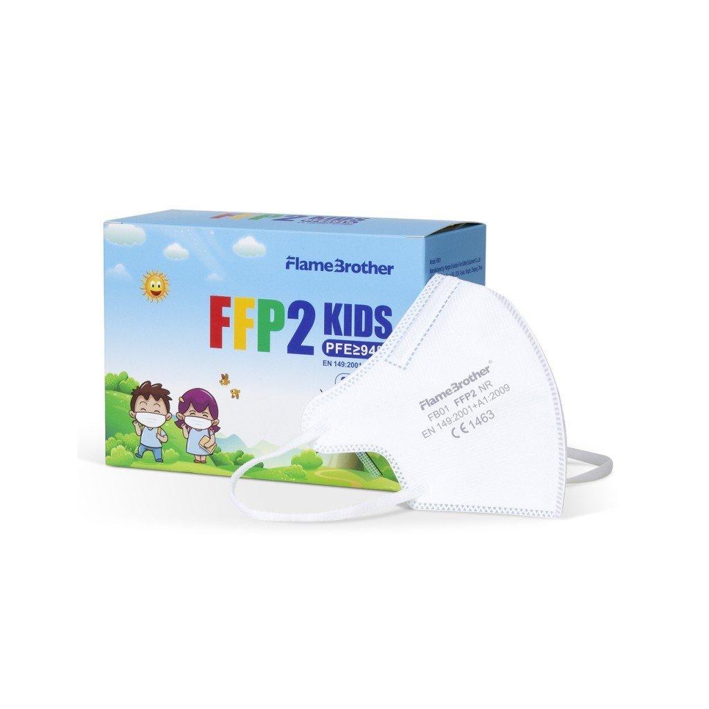 Respirátor La Petite Story Dětský respirátor FFP2 20ks 4270002016200