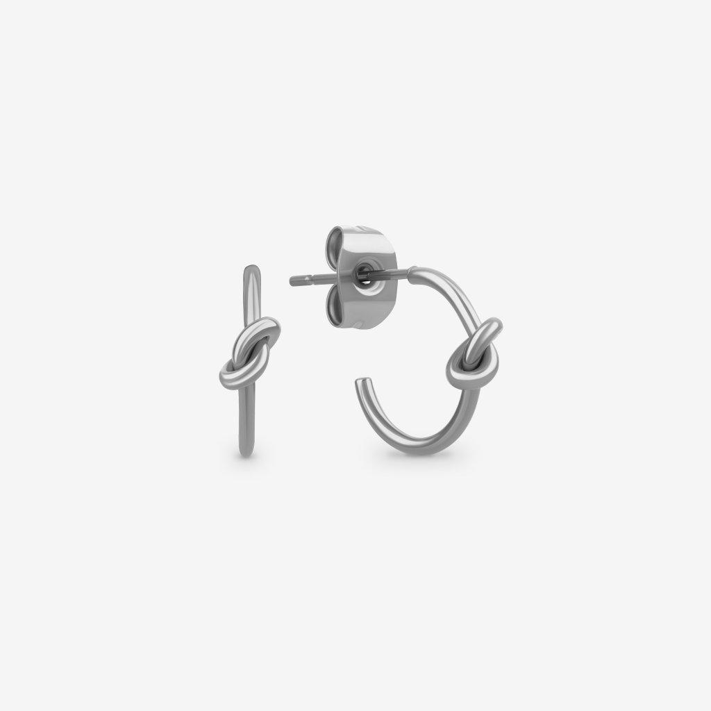 Náušnice Millner Trafalagar · Silver  00401012