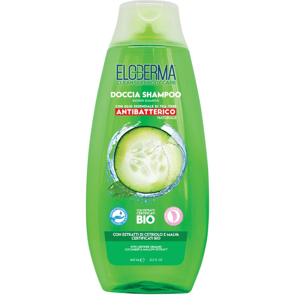 Sprchový šampon Eloderma Cucumber and Mallow 101832
