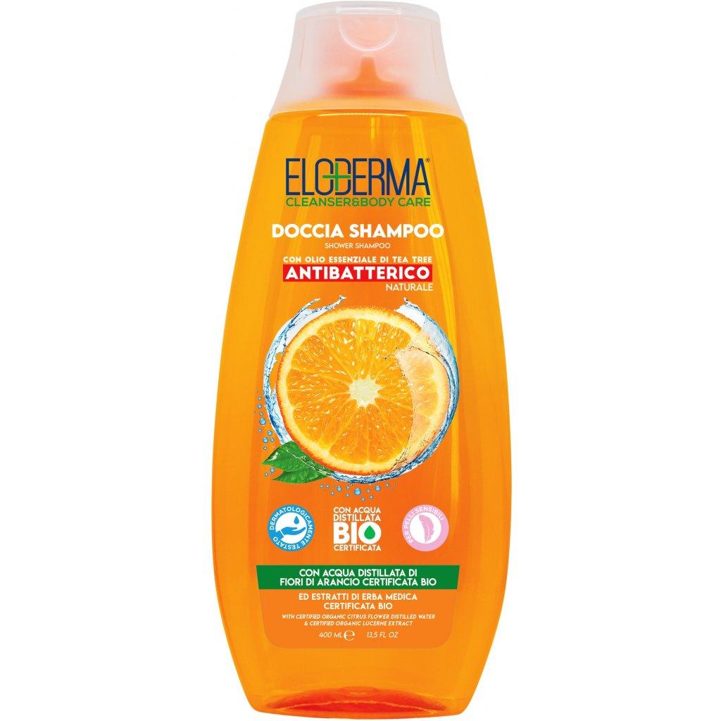 Sprchový šampon Eloderma pomerančové květy 101831