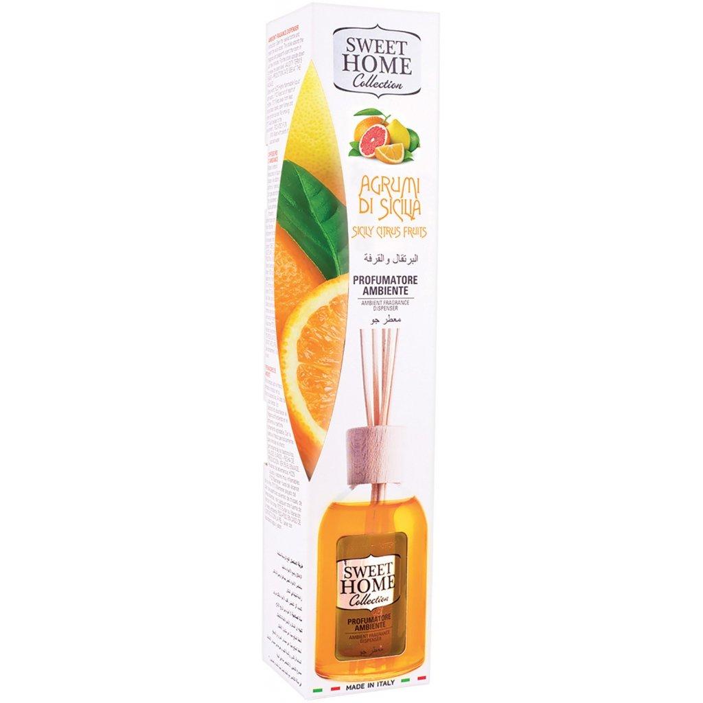 Aroma difuzér Sweet Home Sicily Citrus Fruits 101058