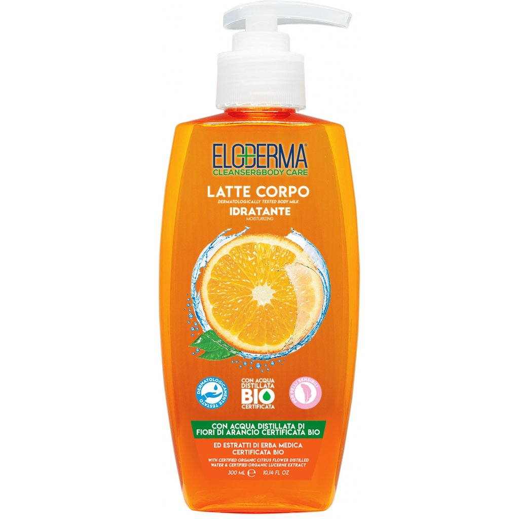 Tělové mléko Eloderma Orange Flower 101851
