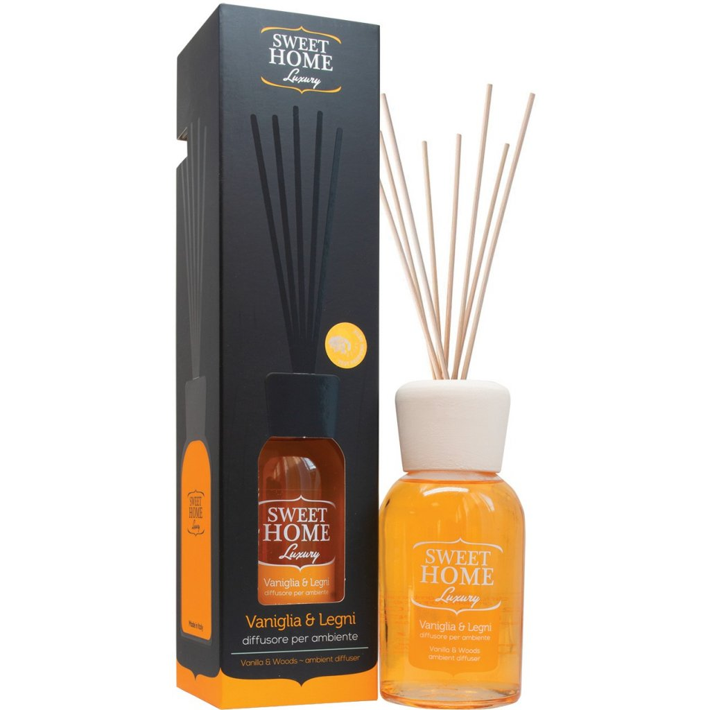 Aroma difuzér Sweet Home Vanilla & Woods 102505