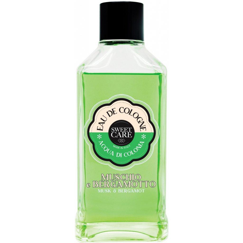 Toaletní voda Sweet Home Musk & Bergamot 103532