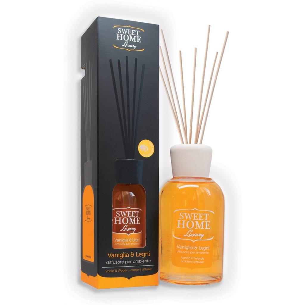 Aroma difuzér Sweet Home Vanilla & Woods 102555