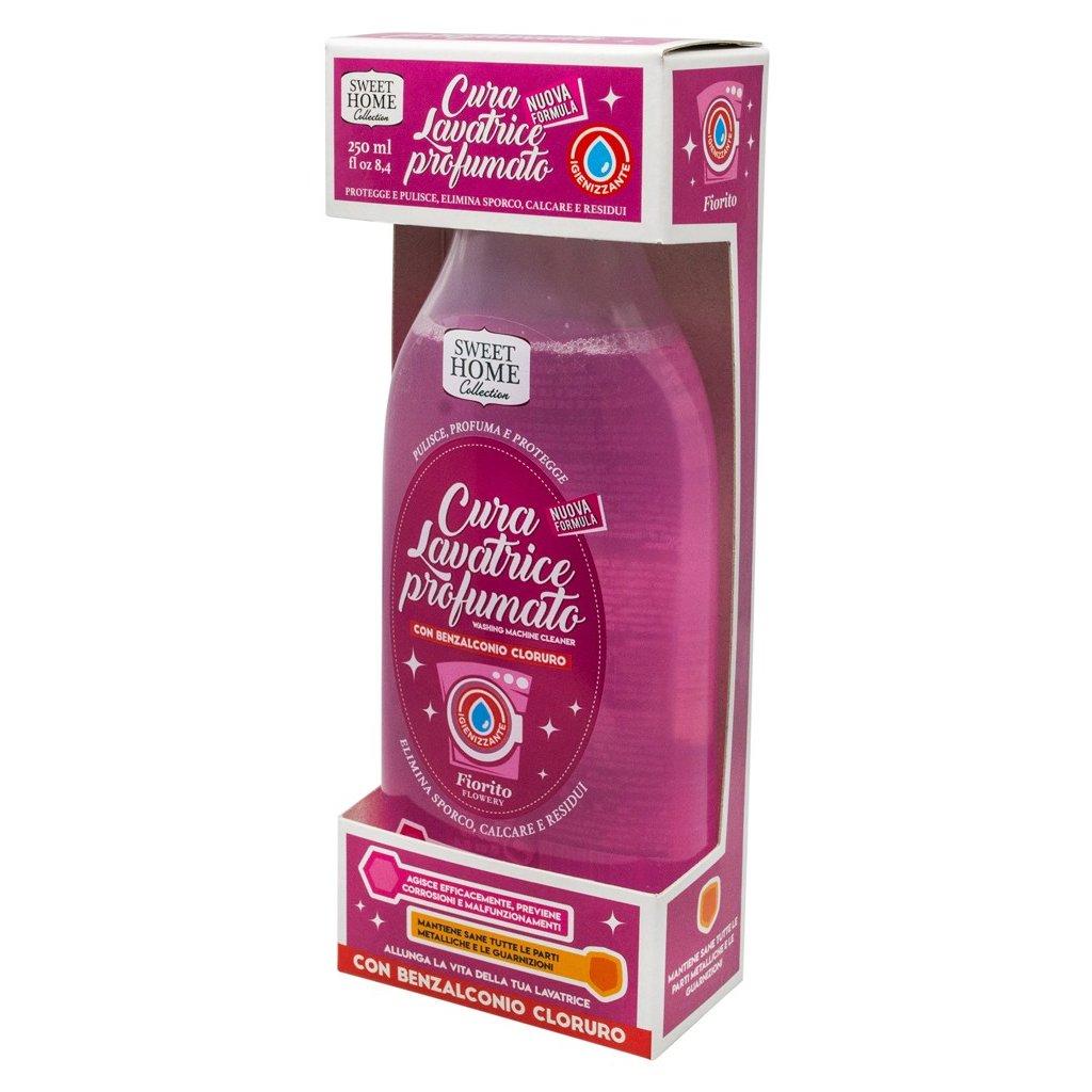 Čistič pračky Sweet Home Flowery 102682