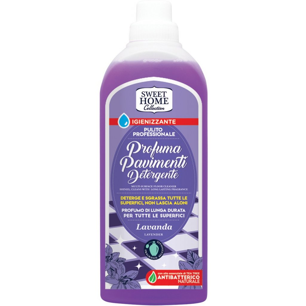 Čistič na podlahy Sweet Home Lavender 102807
