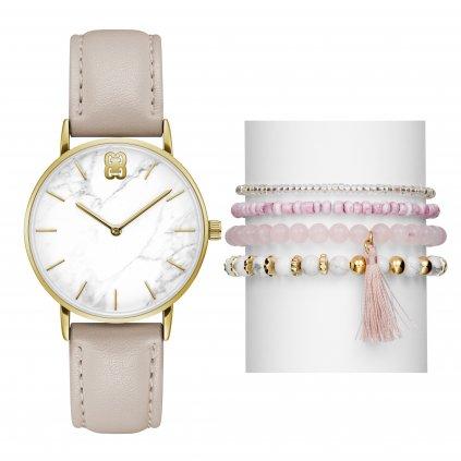 Dárkový set hodinek Glamour GL50284005