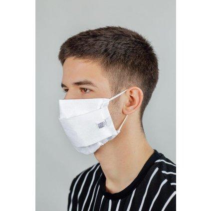 Respirátor Jet Set Respirační maska s filtrem FFP3 EcoEVO - L 8594173110229