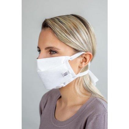 Respirátor Jet Set Respirační maska s filtrem FFP3 EcoEVO - M 8594173110212