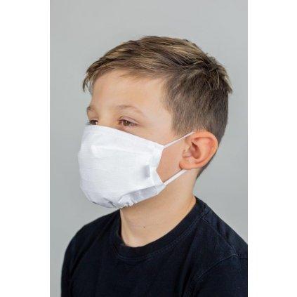 Respirátor Jet Set Respirační maska s filtrem FFP3 EcoEVO - S 8594173110182
