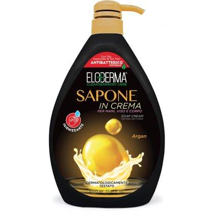 Mýdlo na ruce Eloderma s arganovým olejem 103820