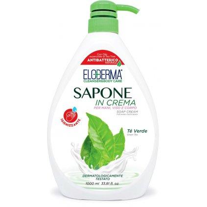 Mýdlo na ruce Eloderma Antibacterial Grean Tea 103823